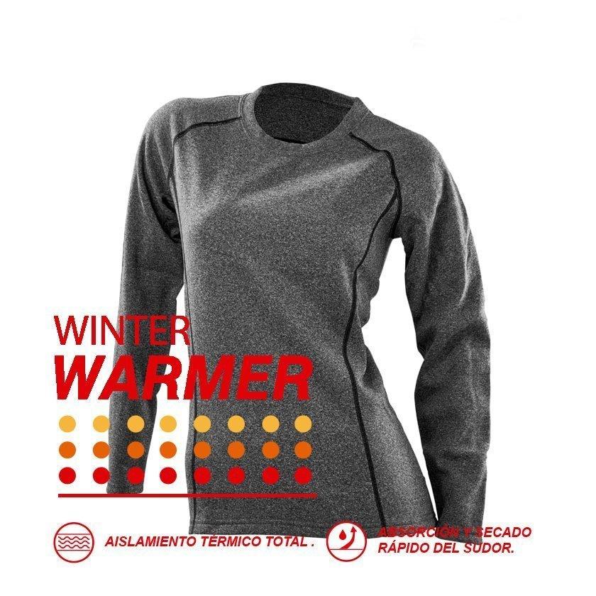 Buzo Interior Térmico Winter Warmer Mujer
