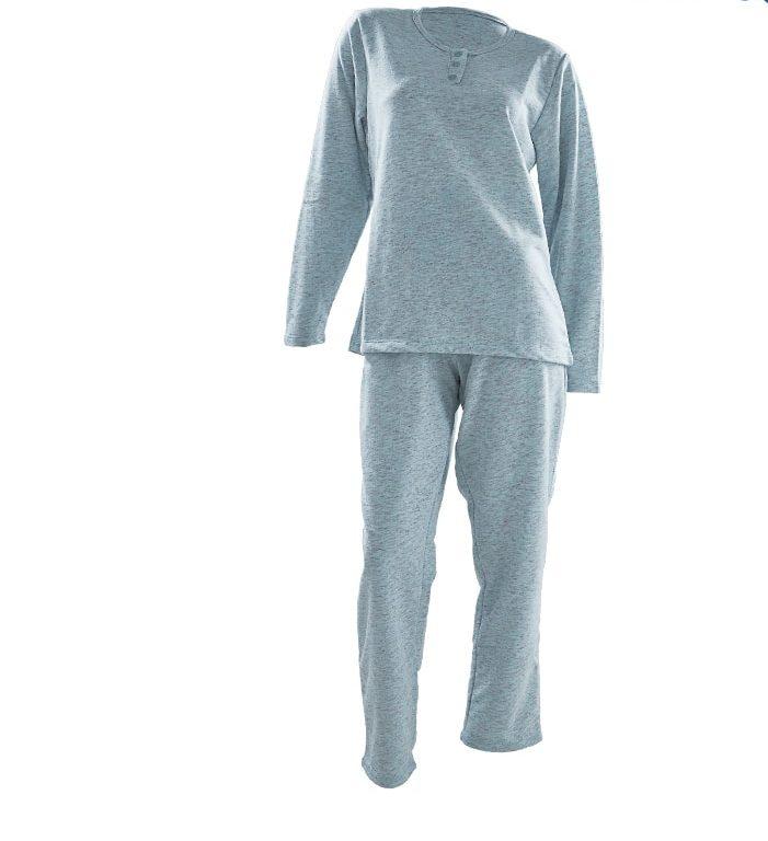 Pijama-Nevada-Verde-Claro