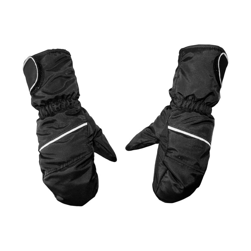 Guante mitón reflectivo impermeable Unisex